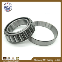 Low Heat Generation And Wear Properties Single Row Taper Roller Bearing 30204 30205 30206