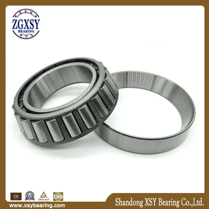 China Manufacturer OEM Size Bearing Steel Taper Roller Bearing 30200 Series