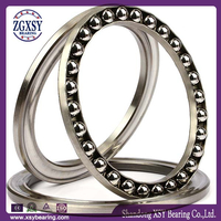 52210 Double Direction Thrust Ball Bearings
