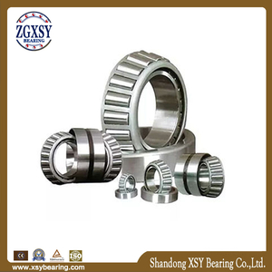 Low Heat Generation and Wear Properties Single Row Taper Roller Bearing 33012