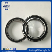 Gcr-15 Chrome Steel Full Grinding 6203 2RS Deep Groove Ball Bearing for Electric Motors