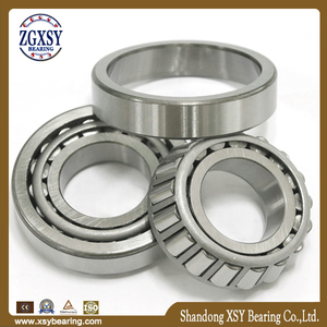 Catalog Taper Roller Bearing 30300 Series for Railway Vehicle