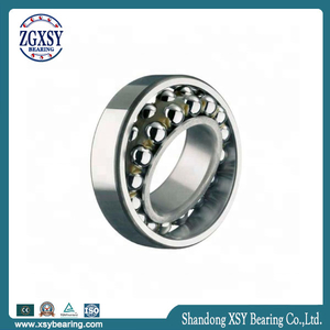 Self-Aligning Ball Bearing 1309 Double Row Stainless Steel Ball Bearing