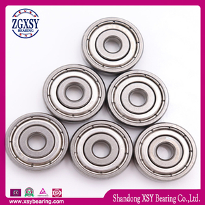 Deep Groove Ball Bearing 6006 for Remote-Controlled Cars