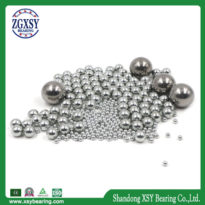 D12 Carbide Bearing Steel Balls for Oil Field And Grinding