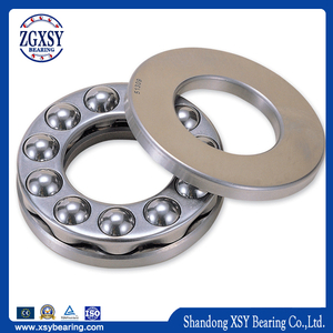 NSK 51244 Thrust Ball Bearing 51244 M with Brass Cage Size 220*300*63mm
