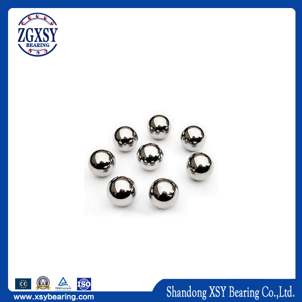 Stainless Carbon Steel Bearing Ball Deep Groove Bearing Size Available