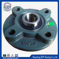 Chrome Steel Stainless Steel Mounted Pillow Block Bearing Unit Ucfc Series