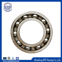 6200 6201 6203 Series Zz 2RS Open Deep Groove Ball Bearing