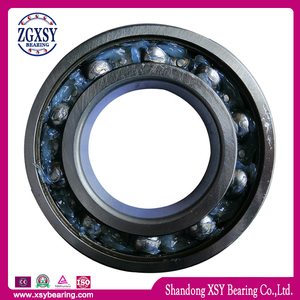 Zgxsy Black Seal 6000 Series Deep Groove Ball Bearing