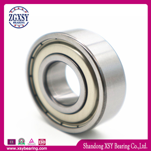 Zgxsy Deep Groove Ball Bearing 6009-2RS RS