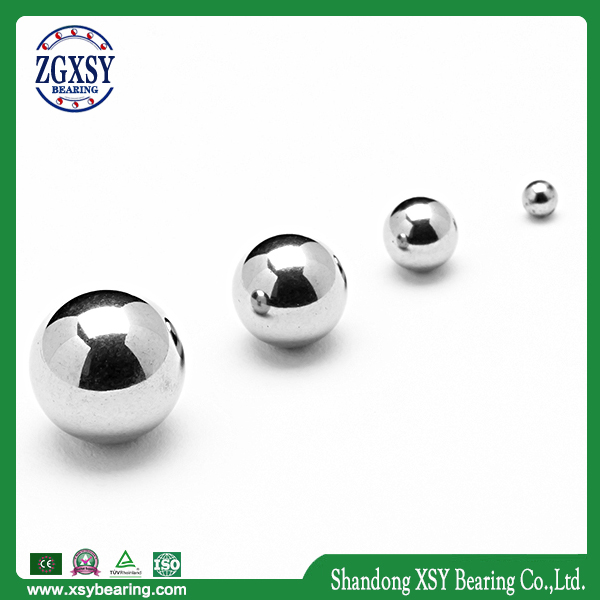 Replacement Parts 5mm Diameter Bike Carbon Steel Ball Bearing