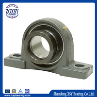 Conveyor Belt Machine Chrome Steel Gcr15 Pillow Block Bearing UC205